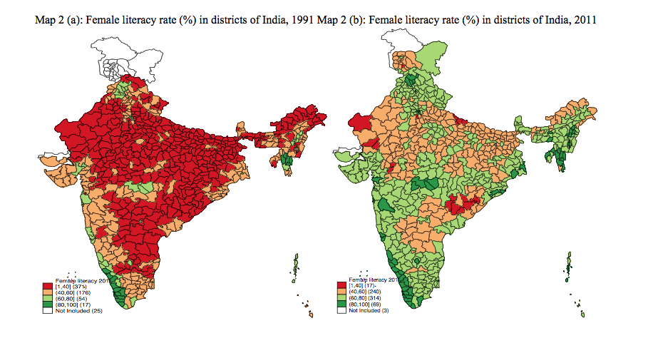 Fertility transition in India subregional evidenceLa transition