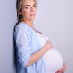 woman in Advanced maternal age