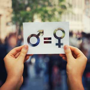 Gender equality and fertility